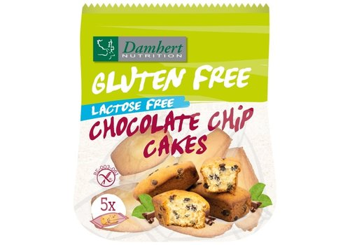 Damhert Chocolate Chip Cakes