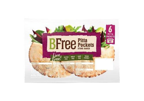BFree Pitabroodjes Pocket 6 Stuks
