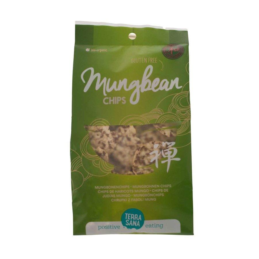 Mungbonenchips Biologisch