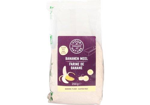 Your Organic Nature Bananenmeel Biologisch
