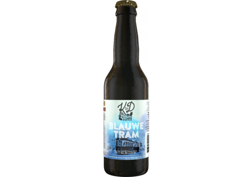 Brouwerij Klein Duimpje Blauwe Tram Tripel 8% 33cl