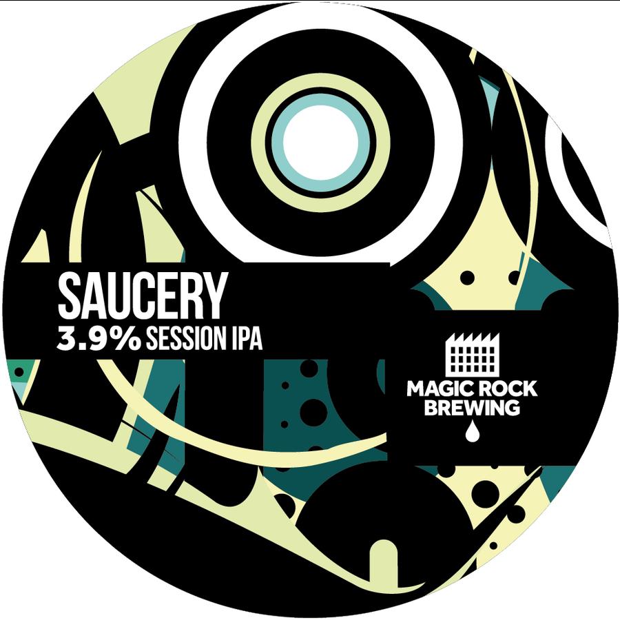 Saucery Session IPA 3,9%
