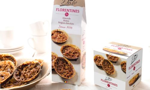 Nieuw! Glutenvrije florentines van Dalo