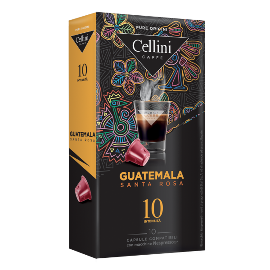 Guatemala 10 capsules