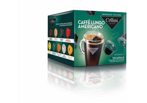 Cellini Lungo Americano 10 capsules