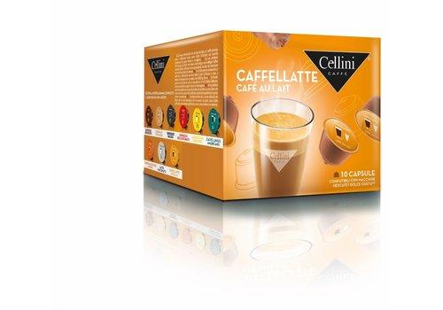 Cellini Caffellatte 10 capsules
