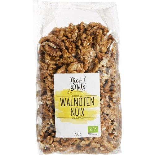 Nice&Nuts Walnoten Biologisch 750g