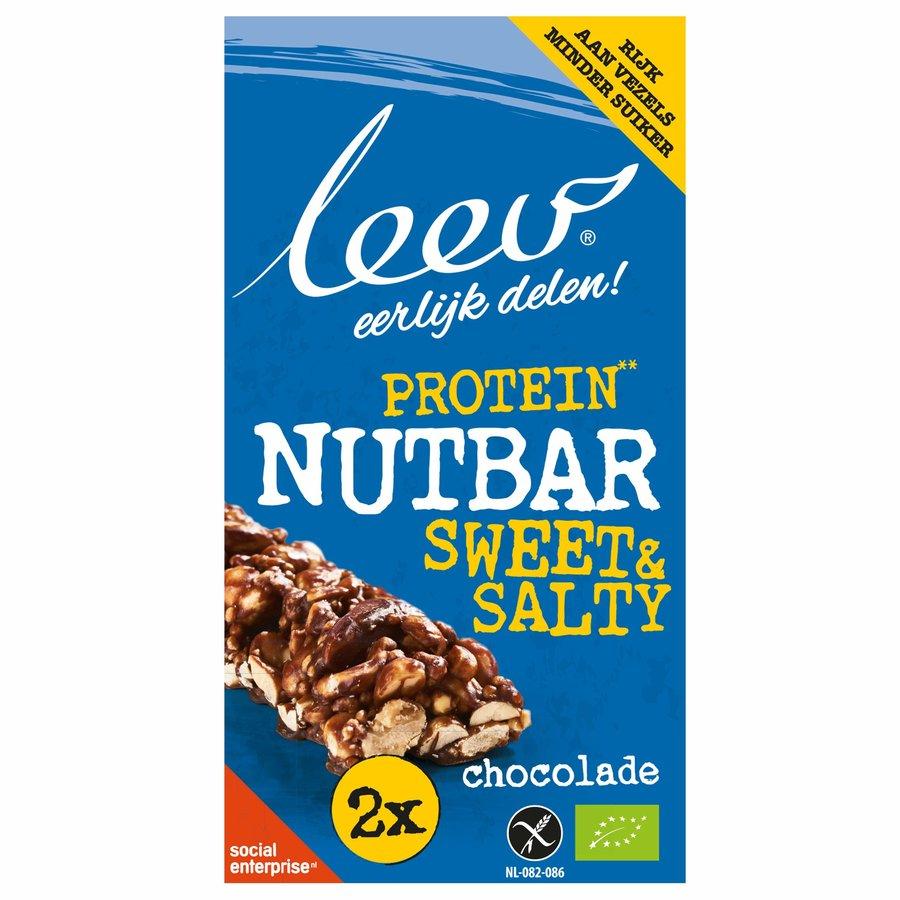 Protein Nut Bar Chocolade Biologisch