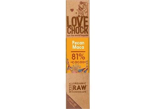 RAW Chocolade Pecan Maca Biologisch