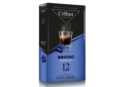 Cellini Brioso 10 capsules