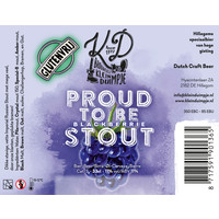 Proud to be Stout 11% 33cl