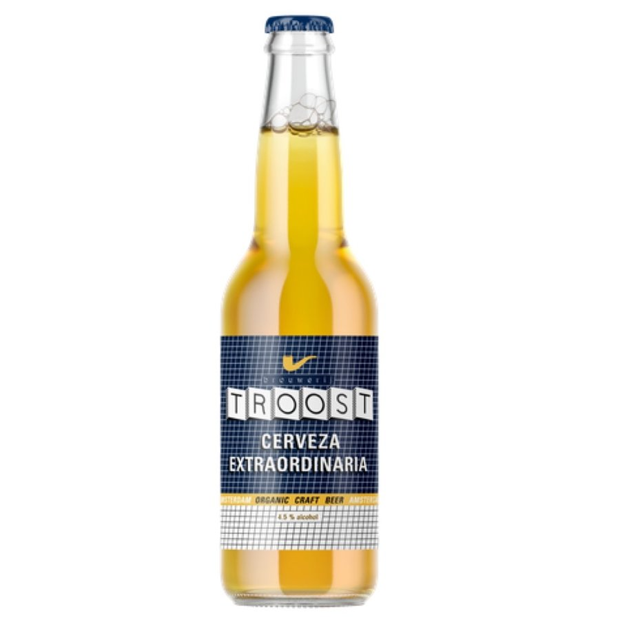Cerveza Extraordinaria Biologisch 4,5% 33cl