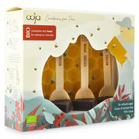 Cadeaubox Chocosticks Honey Biologisch