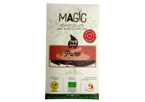Magic Chocolate 74% Puur Biologisch