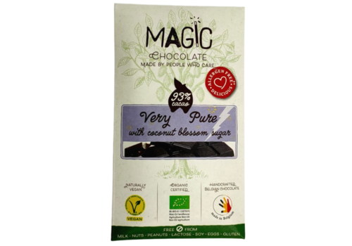 Magic Chocolate 93% Puur Biologisch