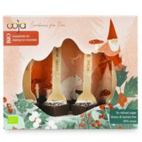 Cadeaubox Fairy Forest Chocosticks 60% Cacao Biologisch