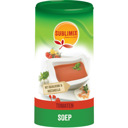 Sublimix Tomatensoep 250 gram