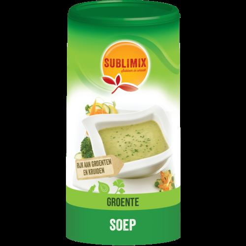 Sublimix Groentesoep 240 gram