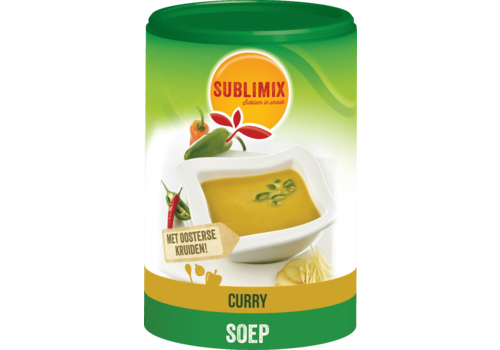 Sublimix Currysoep 420 gram
