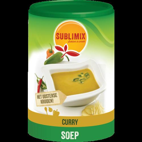 Sublimix Currysoep 420 gram