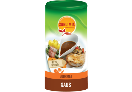 Sublimix Gourmetsaus 280 gram