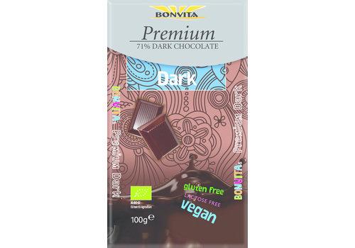 Bonvita 71% Pure Chocolade Biologisch