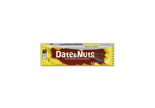 Bonvita Choco Dates & Nuts Bar Biologisch