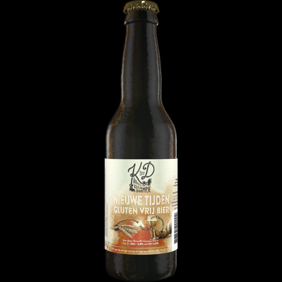 Nieuwe Tijden Glutenvrij Bier 4,9% 33cl