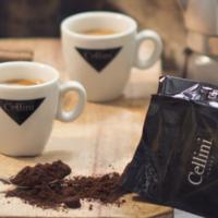 Nieuw! Koffie van Cellini