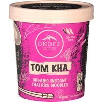 Instant Noodles Soup Tom Kha Biologisch