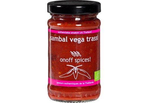Onoff Spices Sambal Vega Trassi Biologisch