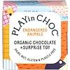 PLAYin CHOC Choco Surprise Bedreigde Diersoorten Biologisch