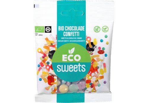 Eco Sweets Chocolade Confetti Biologisch
