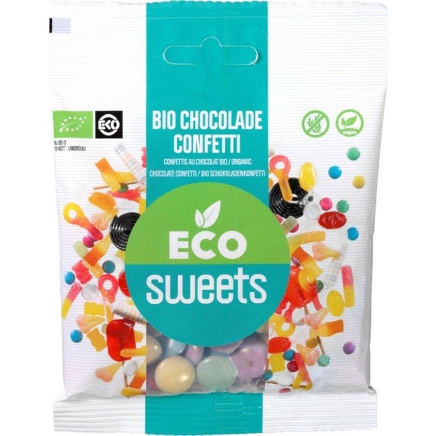 Chocolade Confetti Biologisch