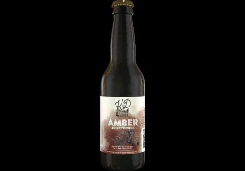 Brouwerij Klein Duimpje Amber Jeneverbes Bier 7%