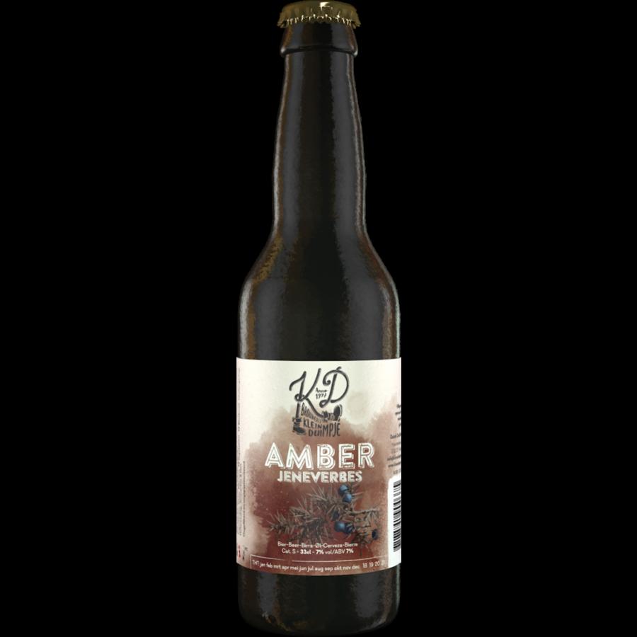 Amber Jeneverbes Bier 7%