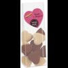 Bonvita Chocolade Hartjes Wit & Bruin