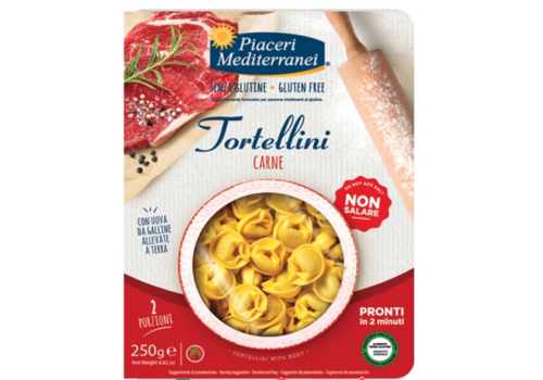 Piaceri Mediterranei Tortellini Carne