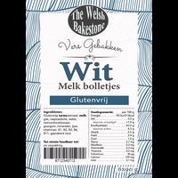 Melk Bolletjes Wit 6 stuks