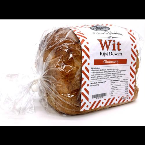 The Welsh Bakestone Wit Rijst Desembrood