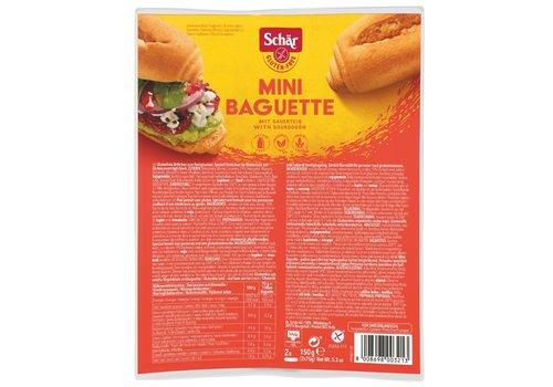 Schär Mini Baguette Duo