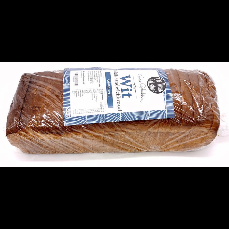 Wit Melk Sandwichbrood