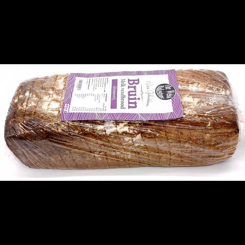 The Welsh Bakestone Bruin Melk Vezelbrood