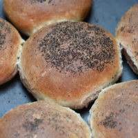 Rustieke Hamburgerbroodjes (Gastblog)
