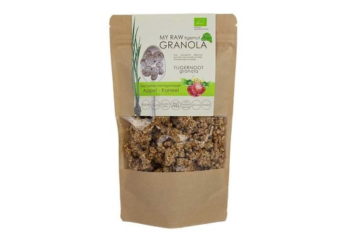 My Raw Granola Appel Kaneel Biologisch