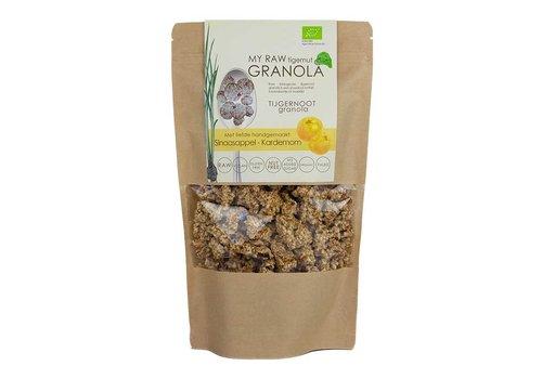 My Raw Granola Sinaasappel Kardemom Biologisch