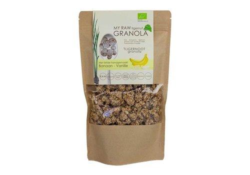 My Raw Granola Banaan Vanille Biologisch