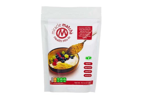 Miracle Matcha Miracle Matcha Health Mix-in 300 gram
