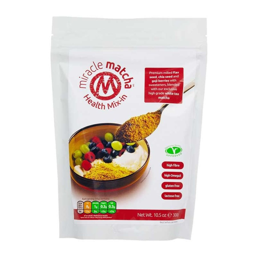 Miracle Matcha Health Mix-in 300 gram
