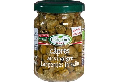 Biorganica Nuova Kappertjes in azijn Biologisch